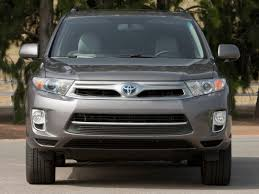 toyota highlander base price 2012 toyota highlander hybrid price photos reviews features