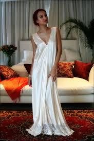 Wedding Sleepwear Bride Bridal Nightgown Satin Wedding Lingerie Champagne French Lace