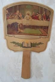 Church Hand Fans Pid12219 Stock Cross Design Church Hand Fans Lg