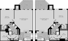 Rayburn House Office Building Floor Plan 2400 M Apartments Georgetown 2400 M Street Nw
