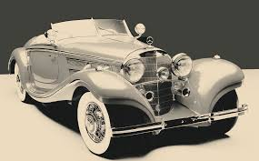 mercedes benz 540k special roadster slideshow autoviva com