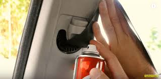 car belt spray the belt