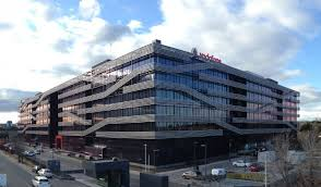 vodafone sede vodafone plaza madrid spain pemsa cable management systems