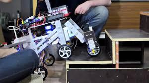 heriot watt eps mechanical engineering stair climbing robot
