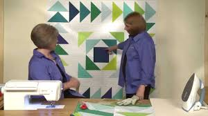 quilt pattern round and round how to make the round trip quilt youtube