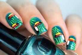 cirque la tropicale toucan nails didoline u0027s nails