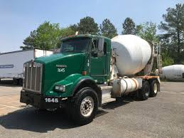 kenworth t800 for sale 3 2006 kenworths ism cummins 36 500 cement trucks inc