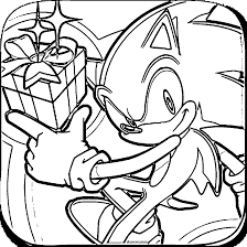 sonic the hedgehog coloring pages cartoons printable coloring