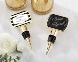wine stopper wedding favor wedding wine stopper etsy