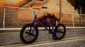 motocross pedal bike bicycles for gta san andreas