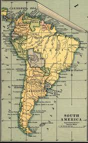 Map Of Sounth America by Maps Of South America