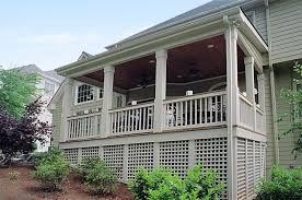 under deck storage atlanta decking u0026 fence company