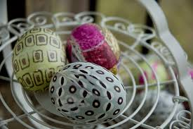 Decorating Easter Eggs With Silk by Happy Easter Give Me Your Tie U2013 Knuckle Salad