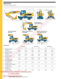 100 cat rubber tire trackhoe operator manual cat m322d