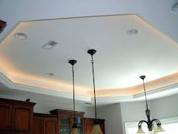 Small Ceiling Chandeliers 4 Drop Ceiling Lighting Options Fan Light Ways To Up Your Space