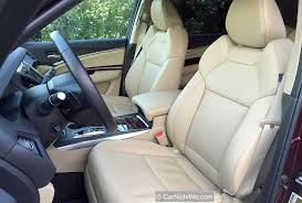 Ventilated Car Seats Carnichiwa 2016 Acura Mdx Review U2013 Advancing The Art Of The