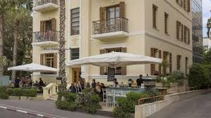the rothschild hotel tel aviv u0027s finest in tel aviv best hotel
