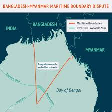 Bay Of Bengal Map The Evolution Of Asia U0027s Contested Waters Asia Maritime