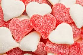 heart candy sour gummi hearts s day candy gifts
