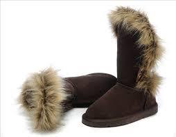 ugg boots sale glasgow shop damen ugg fox pelz boots 5531 kaffee glasgow ugg