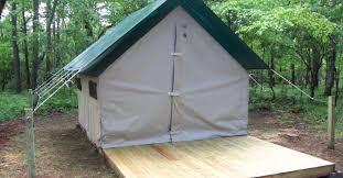 wall tent wall tent csite alapark