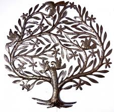 tree of life the tree of life peace u0026 prosperity recycled metal wall art 60cm