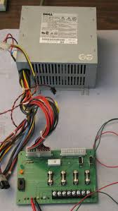 Pc Power Supply Bench Use A Pc Power Supply As A Bench Supply With The Atx Ps Adapter