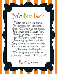 party nv freebie friday you u0027ve been boo u0027d halloween printables