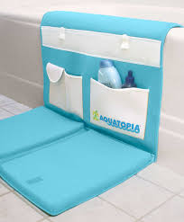 Bathtub Cushion Seat Amazon Com Aquatopia Deluxe Safety Easy Bath Kneeler Blue Baby