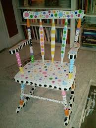 White Childs Rocking Chair Best 25 Painted Rocking Chairs Ideas On Pinterest Painted Kids