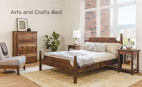 Arts And Crafts For Bedrooms Solid Wood Furniture Handcrafted In Portland Oregon