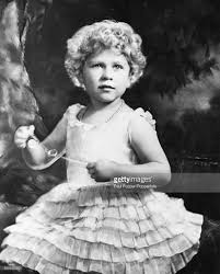 queen elizabeth ii aged 3 pictures getty images