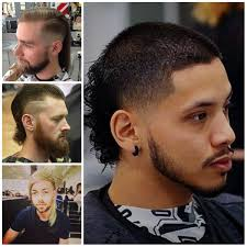 modern day mullet hairstyles popular hairstyles men s hairstyles and haircuts for 2017