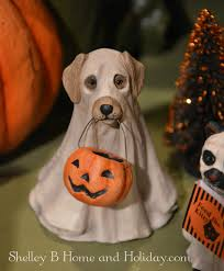 Ghost Dog Halloween Costumes by Bethany Lowe Christmas Easter Americana And Halloween