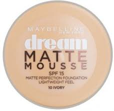 maybelline dream matte mousse classic ivory light 2 sale on maybelline dream matte mousse foundation natural ivory