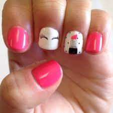 girly lipstick eyelash gel nail art nail art ideas pinterest