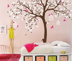 birdcage wall decal stickers auall389 26 00 wall stickers bird cage tree nursery wall stickers
