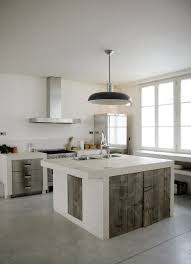 Rustic Kitchen Lights by An Easy Guide To Kitchen Flooring Kitchen Industrial Black