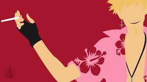 Oshino Meme - monogatari series oshino meme vector art vector wallpaper no