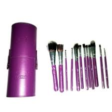 sigma make up brush 12 piece set violet