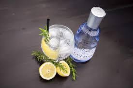vodka tonic lemon our menu tapas ibiza