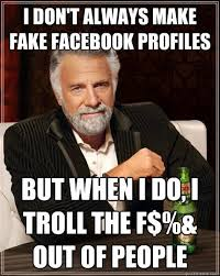 Profile Picture Memes - how to spot a fake profile yours trulyjuly