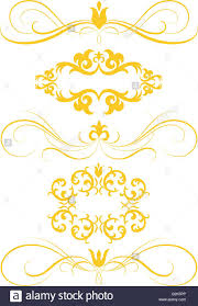 floral frames and textured ornate frames decorative