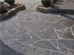 ascot grey slate grey flagstone patio linds interior