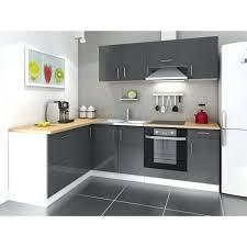 cuisine amenagee pas chere cuisine equipee noir et blanc meuble cuisine equipee pas cher