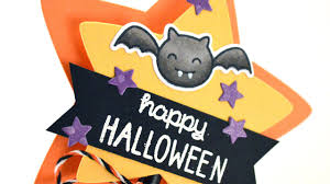 how to make halloween treat bags and decor youtube