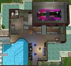 mod the sims white diamond u2013 all levels are split level