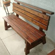 How To Make A Simple Wooden Bench - awesome picture of wooden bench plans catchy homes interior