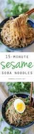 best 25 cold sesame noodles ideas on pinterest vegan sesame