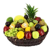 fruit gift baskets classic fresh fruit gift basket my gift hers